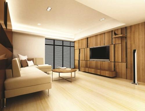 Tintorama: Enhancement of wood