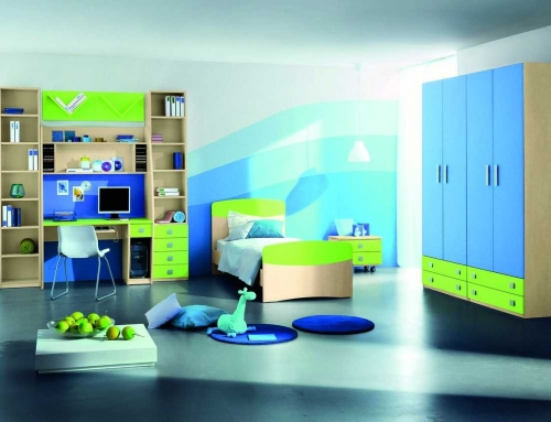 ColorSirca: Bring your furniture to life