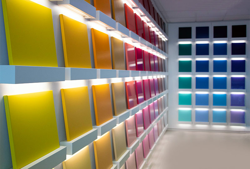 ColorSirca - Pigmented coatings for every need